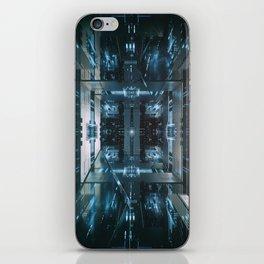 hall iPhone Skin