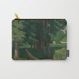 The Avenue at the Jas de Bouffan Carry-All Pouch