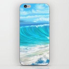 Mermaid's mountain iPhone Skin
