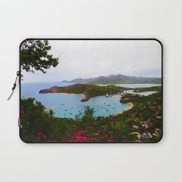 Tropical Getaway Laptop Sleeve
