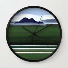 Somes Island - Matiu Wall Clock