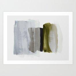 minimalism 1-2 Art Print