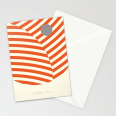 Love and Collision Stationery Cards