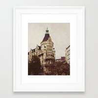 sweden Framed Art Prints featuring Sweden by MillennialBrake