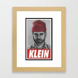 KLEIN Framed Art Print