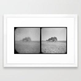 Chickasha, OK Framed Art Print