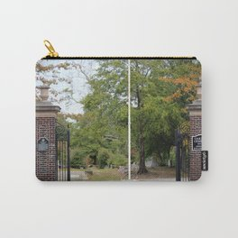 Oakdale Entrance Gates Carry-All Pouch