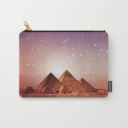 Station Pyramid Carry-All Pouch