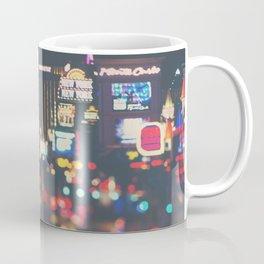 Las Vegas ... the neon town!  Coffee Mug