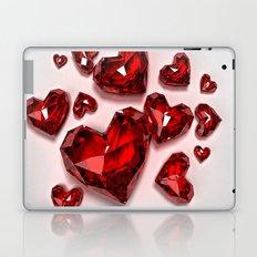 VALENTINE LOVE Laptop & iPad Skin