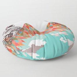 Spectres Floor Pillow