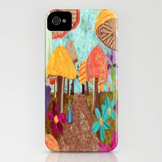 Alice in the Forest Slim Case iPhone (4, 4s)