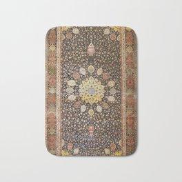 Ardabil Persian Safavid Carpet Print Badematte