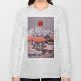 DASH OF PINK Long Sleeve T-shirt