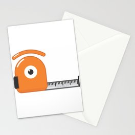the size of the glance Stationery Cards