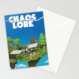 Chaos Lore A Stationery Cards