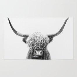 Scottish Highland Cow Rug