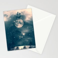 One Day I Fell from My Moon Cottage... Stationery Cards