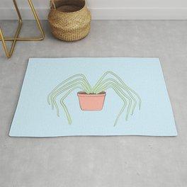 Plant Spider Rug