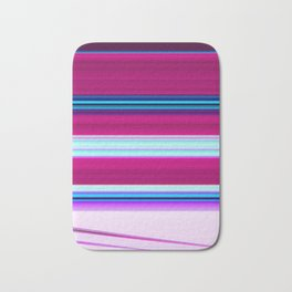 Stripes 37 Bath Mat