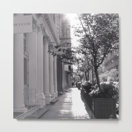 Broome Street - New York City Photography Metal Print