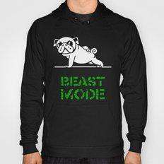 Beast Mode Pug Hoody