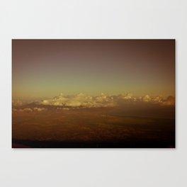 Vintage Maui 4 Canvas Print
