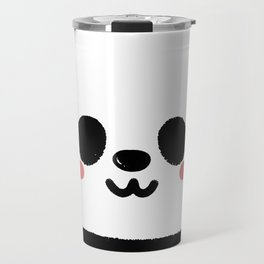 Pandamic Mask Travel Mug