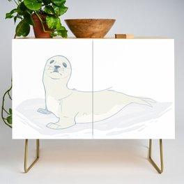Seal Pup Credenza