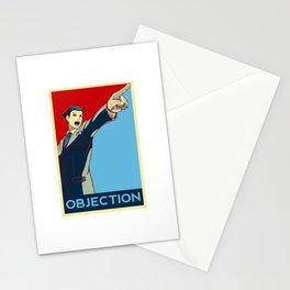 Objection Stationery Cards
