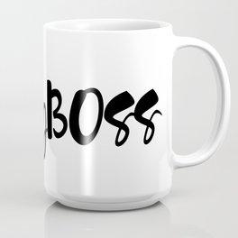 #ladyboss  Mug