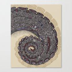 Tentacula Canvas Print
