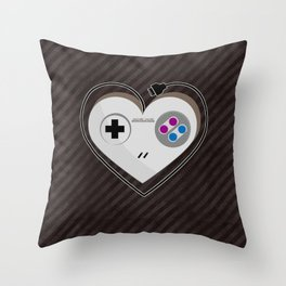 A Classic Love V.2 Throw Pillow