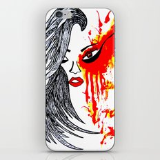 On Fire. iPhone & iPod Skin