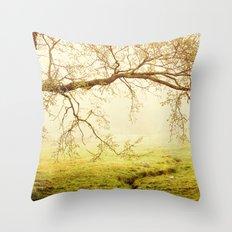 Horseshoe Trail Throw Pillow