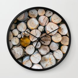 Logged Wall Clock