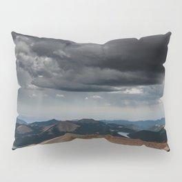 Pikes Peak Storm Pillow Sham