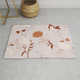 Beautiful Cut Out Flowers V Rug