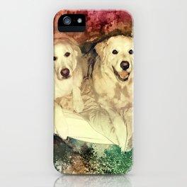 Bryn & Bailey iPhone Case