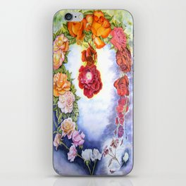 LOVE-Story iPhone Skin