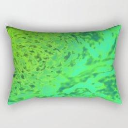 Harmless surface of the swamp ... Rectangular Pillow