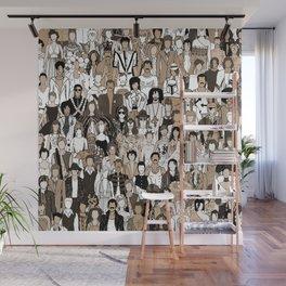 Little Women Wall Mural