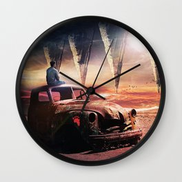 A New Norm Wall Clock