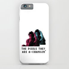The pixels they are a changin' iPhone 6s Slim Case