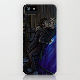 Micah and Drystan iPhone Case