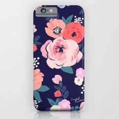 Aurora Floral Slim Case iPhone 6s