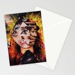 Ego Defragmentation Stationery Cards