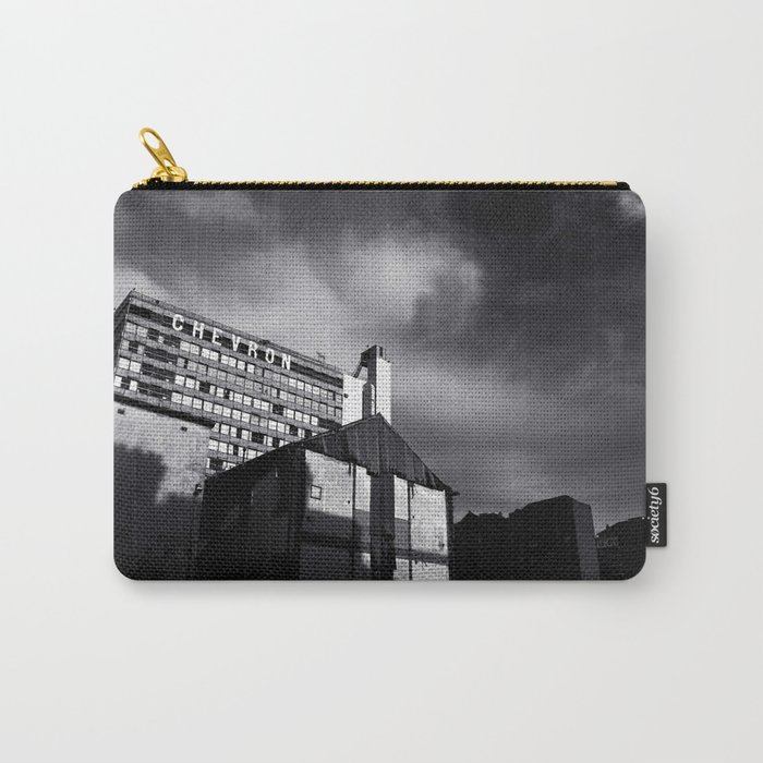Chevron Hotel, Potts Point Carry-All Pouch