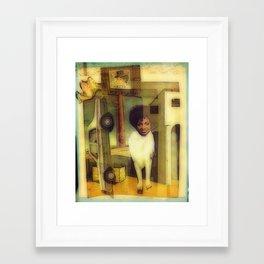 Cadillac Grillz  Framed Art Print