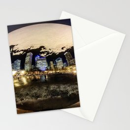 The Chicago Bean (Color) Stationery Cards